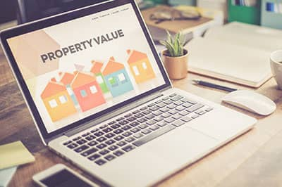 Request a property valuation